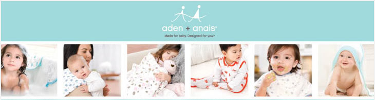 aden+anais(エイデンアンドアネイ)